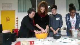 Nouvel an chinois, une délégation du LDN à Dijon !