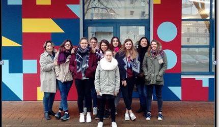 Sortie pédagogique à Dijon pour les élèves de 1 PE